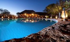 Groupon - Brits: Two-Night Stay for Up to Four Including All Meals and a Game Drive at Thaba Khaya Lodge in Thaba Khaya Lodge, Sable Ranch. Groupon deal price: R Online Shopping Deals, Stay The Night, Wonders Of The World, South Africa, Ranch, Places To Visit, Adventure, Mansions, House Styles