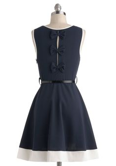 """Flight of Fancy Dress"" ModCloth.com. Love love loooove this Little Black Dress! I want it in my wardrobe now please! <3"