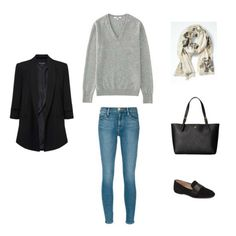 The French Minimalist Capsule Wardrobe: Spring 2017 Collection Outfit Transform your closet! 26 clothes and shoes dozens of outfit ideas like this bomber jacket ankle pants flats handbag and Kendra Scott necklace. Source by classyyettrendy French Minimalist Wardrobe, Minimalist Fashion, Spring Outfits Classy, Classy Yet Trendy, Paris Mode, Fashion Capsule, Fashion Outfits, Parisian Style, My Style