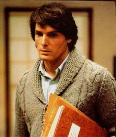 """Christopher Reeve en """"La trampa de la muerte"""", 1982"""