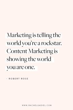 7 Reasons Why Your Website is the Most Important Marketing Tool for your Business — Rachel Gadiel Branding Your Business, Business Tips, Online Business, Business Quotes, Words Quotes, Life Quotes, Attitude Quotes, Quotes Quotes, Sayings
