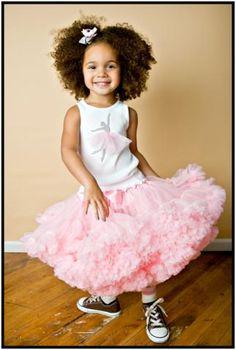 Light Pink Super Fluffy Sweetheart Pettiskirt