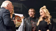 SmackDown 4/28/16: The Ambrose Asylum with special guests Natalya and Charlotte