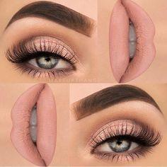Pageant and Prom Makeup Inspiration. Find more beautiful makeup looks with Pagea. - Makeup Products New Makeup Goals, Makeup Inspo, Makeup Hacks, Makeup Tips, Beauty Makeup, Hair Makeup, Makeup Ideas, Makeup Tutorials, Makeup Hairstyle