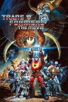 Transformers, the movie