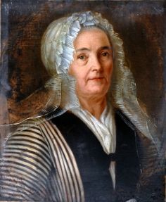 Portrait of a Lady    Size: 55 x 45 cm.    Artist / Maker: Painter - Unknown    Place: France    Object Type: oil on canvas    Century: 18th century    Materials: Oil, Canvas    Museum Accession Number: O.259