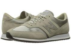 New Balance Classics - CW620v1 (Husk/Silver Mink) Women's Running Shoes