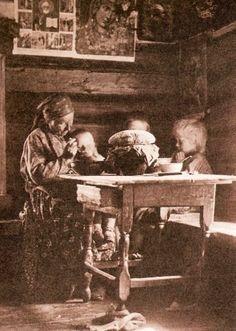 Pre-revolutionary Russia.