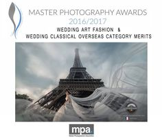 Master Photography Association (UK) Merit Award