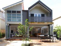 Spencer Rd Mosman - contemporary - Exterior - Sydney - Sandberg Schoffel Architects