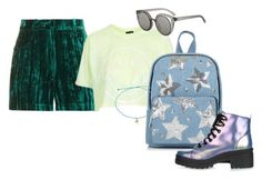 """""""Taurus"""" by dark-nice-snow ❤ liked on Polyvore featuring Topshop"""