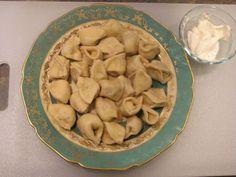 Russian recipe: Siberian pel'meni < Dining & Cuisin | Expatica Moscow These are soooo good!