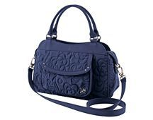Shoulder bag, Satchel, Tote ... all by Vera Bradley can be found in The Secret Garden on the McDonough square.