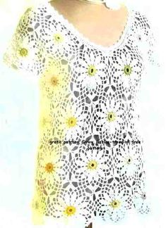 free crochet patterns for women's clothes