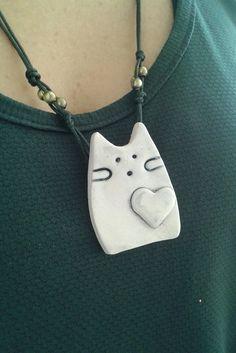 Colar love cat