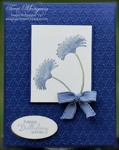 Stamping With Terri: A Reason to Smile