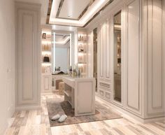 Walk In Closet Design, Bedroom Closet Design, Closet Designs, Dressing Room Decor, Dressing Room Design, Dressing Rooms, Modern Luxury Bedroom, Luxurious Bedrooms, Dream Home Design