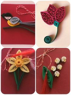 Quilling Jewelry, Paper Quilling, Gift Tags, Card Ideas, Motivational, Card Making, Paper Crafts, Homemade, Drop Earrings