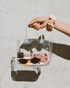Cute little summer time bag! - New Ideas Fashion Bags, Fashion Accessories, Women Accessories, Accessories Online, Jeans Fashion, Summer Accessories, Phone Accessories, Hijab Fashion, Sunglasses Accessories