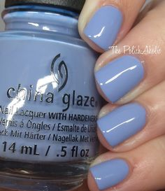 The PolishAholic: China Glaze Holiday 2016 Seas and Greetings Collection Swatches & Review