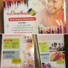 Home - iLiveThuto High Diploma, School Of Education, Student Teacher, 5th Grades, Grade 1, First Names, Get Started, Touch, How To Plan