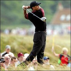 Tiger Woods Swing