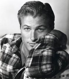 """At the end of the 1940's in Hollywood, there were very few men who could have been considered to be in the league of LEX BARKER, sometime """"Tarzan"""" and one of Lana Turner's many husbands--in the looks and physique department.  Barker was simply blessed by the gods when it came to physical beauty."""
