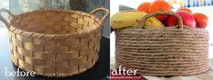 De Kammy Korner: antes e afters
