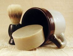 How to make homemade shaving soap