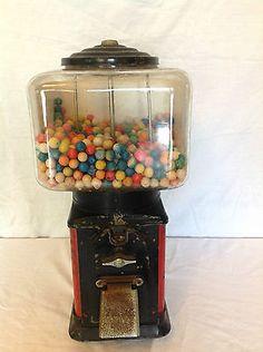 Vintage+Gumball+Machine+COOL