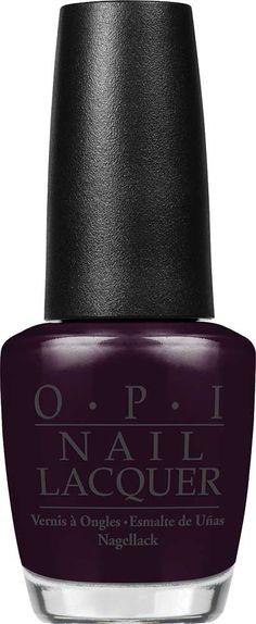 OPI Lincoln Park After Dark. Best Colour Ever.