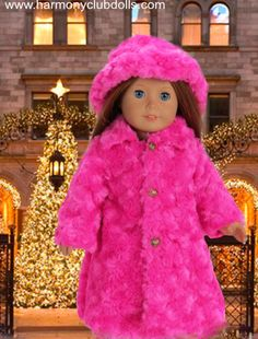 "Shop over 300 styles to fit American Girl Dolls at <a href=""http://www.harmonyclubdolls.com"" rel=""nofollow"" target=""_blank"">www.harmonyclubdo...</a>"