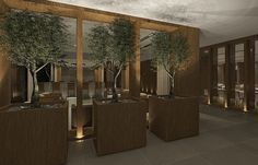 CJC Interior Design | Hotel Crowne Plaza | Wood | Nature | Elegant | Algarve