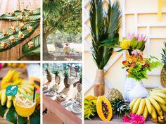 Un mariage tropical & exotique – La Fabrique des Instants