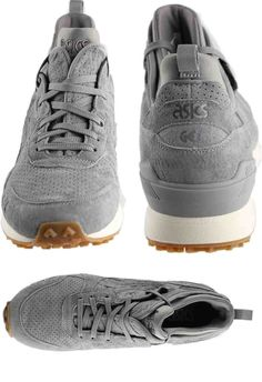 various colors 9179c 2e1a9 ASICS Gel Lyte III Mt Grey Running shoes
