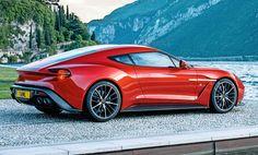 #استون #مارتن #فانكويش #زاغاتو - الحرفيّة في التصميم والأداء #AstonMartin #Vanquish #Zagato #VanquishZagato
