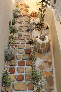 Garden Plants, Gardens, Backyard, Exterior, Outdoor Decor, Garden, Courtyards, Gardening At Home, House
