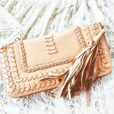 """298 Likes, 10 Comments - ELF (@balielf) on Instagram: """"Leather lust...... The TALISMAN wallet/clutch, with intricate and beautiful leather stitchwork ➳➳➳➳➳"""""""