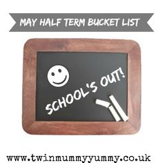 Twinmummyyummy: May Half Term Bucket List For Families