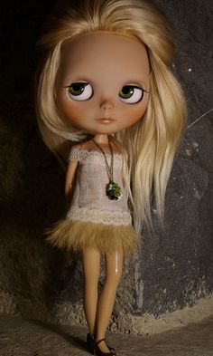 Morgan in her new outfit by ♥**Monica **♥, via Flickr