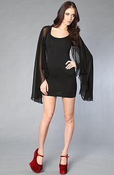 Reverse The Cape Dress : Karmaloop.com - Global Concrete Culture