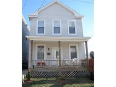 This property is listed at $79,900. Completely Renovated; September 2014. Plumbing, Electric, Furnace, A/C, Kitchen, Bathrooms, Decks, Interior Painting, & Siding. Adjoining lots at 252 & 250 Worth Street are available for $20,000 each. 254 Worth St Cincinnati East End OH 45226 (MLS# 1431918) - Star One Realtors
