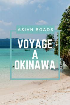 L'archipel d'Okinawa au Japon est constitué d'îles paradisiaques qui contrastent avec les grandes villes comme Kyoto ou Tokyo ! Okinawa, Destinations, Kyoto, Roads, Comme, Tokyo, Artwork, Travel, Archipelago