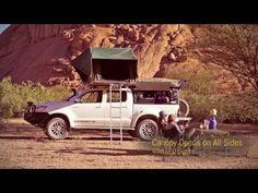 Your 4x4 and Camping Partner in Namibia | Safari Car Rental