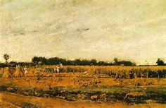 Learn more about Corn Field 1874 Mihaly Munkacsy - oil artwork, painted by one of the most celebrated masters in the history of art. Great Paintings, Landscape Paintings, Dead Man Walking, National Gallery, European Paintings, Walk In The Woods, Art Database, Great Artists, Budapest