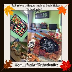 Are you ready to fall in love with your smile? Burton and the wonderful ladies at SmileMaker Orthodontics take pride in not only the best orthodontic treatment, but we also strive to make sure everyone loves their new smile! Orthodontics, Braces, Your Smile, Falling In Love, Pride, Gift Wrapping, Holiday Decor, Fun