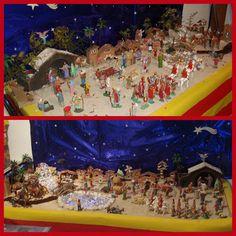 The Twelve Words of Christmas - NATIVITY SCENE by Alba - http://skysbookcorner.blogspot.ch/2015/12/the-twelve-words-of-christmas-nativity.html #SkysChristmasCorner