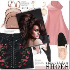 Magic Slippers: Embellished Shoes