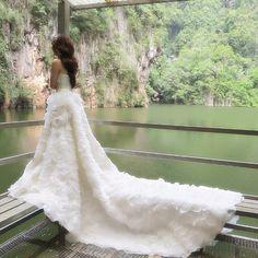 Prewedding shoot, bride: Jessamin  #behindthescene