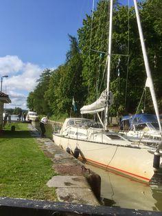 Göta kanal . Söderköping